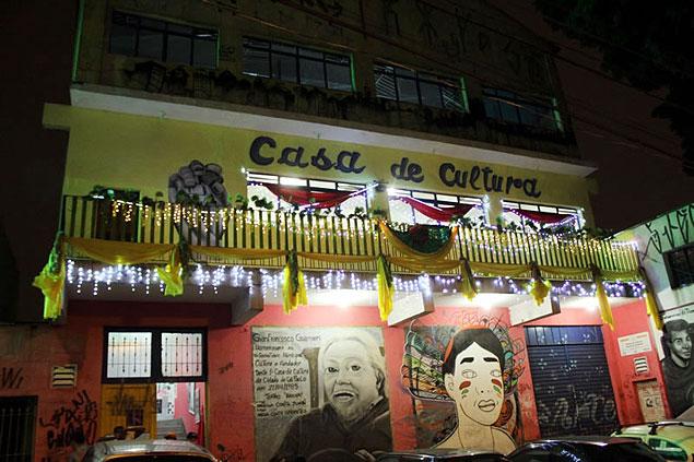 Casa de Cultura no Itam Paulista: distrito possui apenas 1,09% dos centros culturais presentes em São Paulo