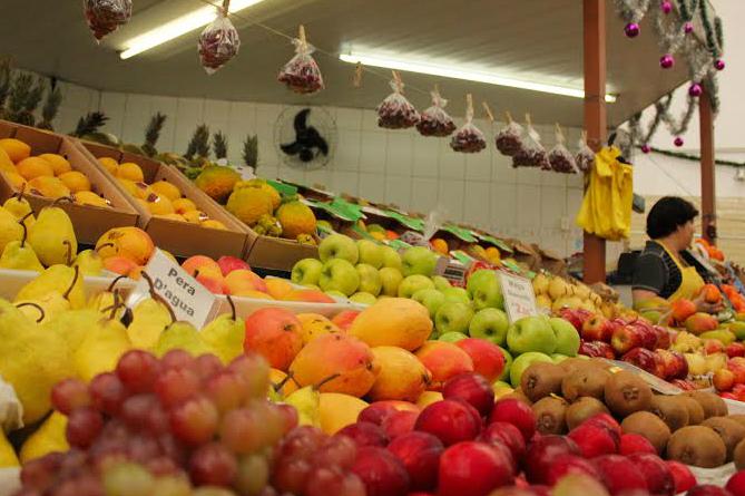 Os consumidores gastaram, em média, de R$ 80 a R$ 120 com frutas