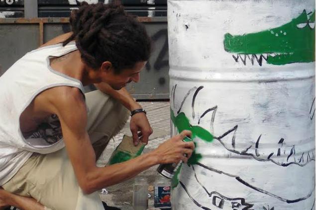 CMS13 avalia que o grafite tem uma função social