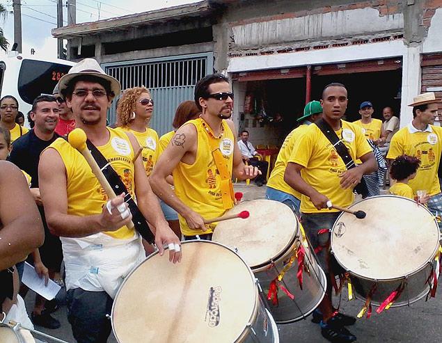 Bloco de carnaval de Guaianazes, na zona leste, terão as manifestações de junho como enredo