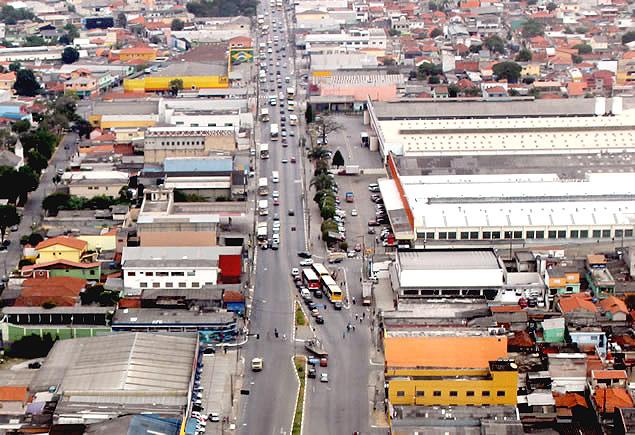 Alinhamento da av. Marechal Tito prevê desapropriações de pequenos comércios e desvia de grandes atacadistas