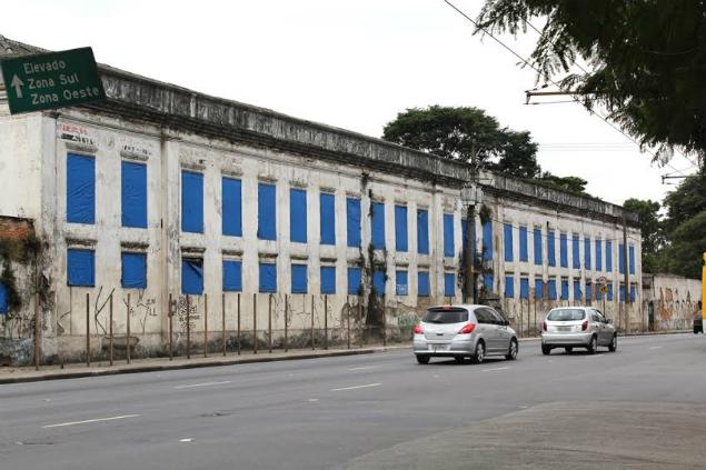 Com quase 15 mil m², antigo quartel foi tombado em 1981