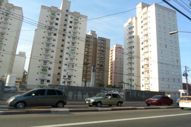 Projeto de condomínio é de 1984 e não previu expansão do distrito