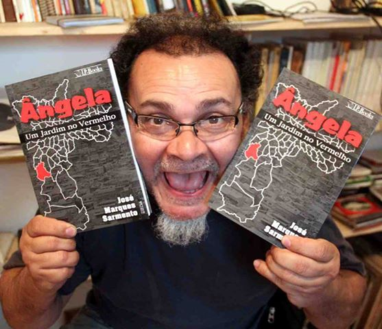 Zé Sarmento escreveu trilogia sobre bairros de São Paulo