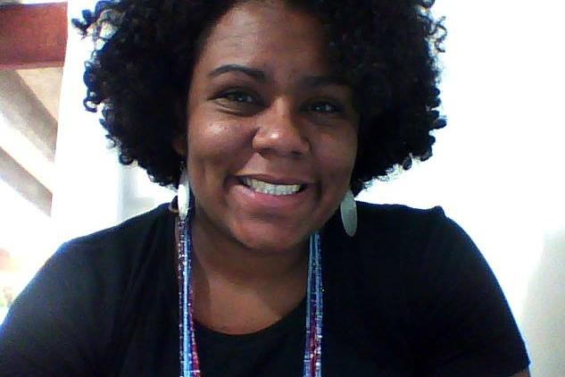 Jaqueline Conceição, 28, teve artigo sobre funk aceito em evento na Universidade de Columbia, nos EUA (Foto: Arquivo Pessoal)