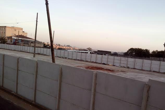 Antigo terminal de ônibus de São Mateus, próximo ao Largo de São Mateus, foi demolido e dará lugar a uma das estações do monotrilho
