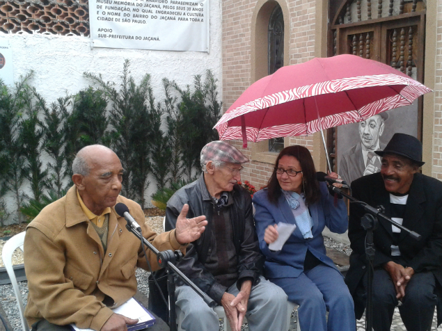 Moradores compartilham memórias sobre circo em evento no Museu Memória do Jaçanã