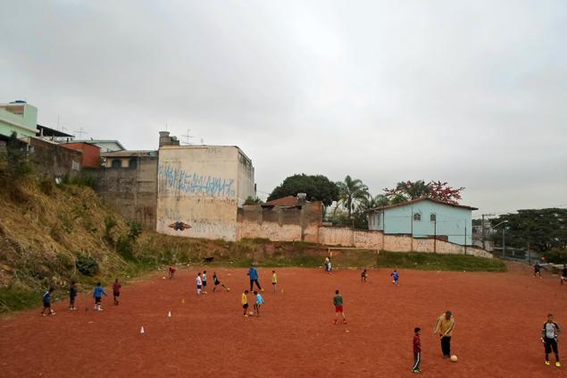Projeto Nascer existe há oito anos e foi criado por moradores