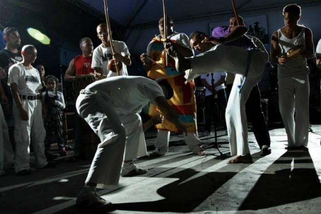Evento conta com dança afro e capoeira (Foto: Divulgação)