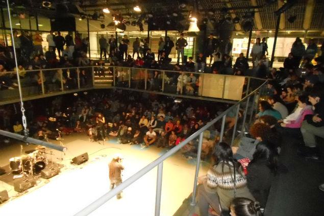 1º Festival de Poesia de São Paulo aconteceu em outubro no Centro Cultural São Paulo (Créditos: Lívia Lima)