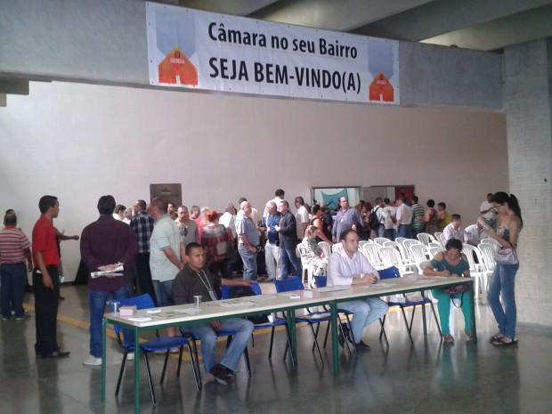 Cerca de 750 pessoas participaram das últimas sessões (Aline Kátia Melo/blog Mural)