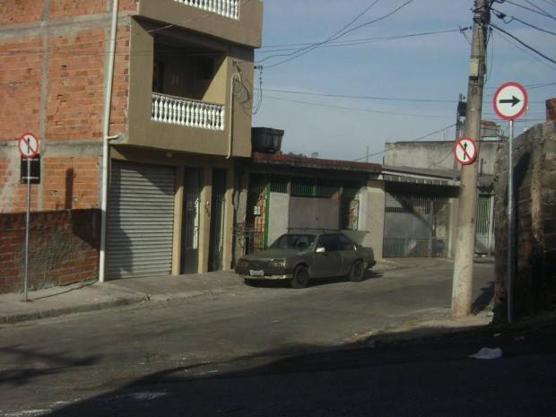 Trecho com tráfego alterado e com sinalizações entre as ruas Frederico Lacroze e Eduardo Costa (Foto: Ezequias Braconnot /Divulgação)