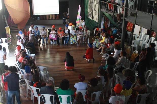 Evento com líderes de várias cidades foi realizado no sábado (8)