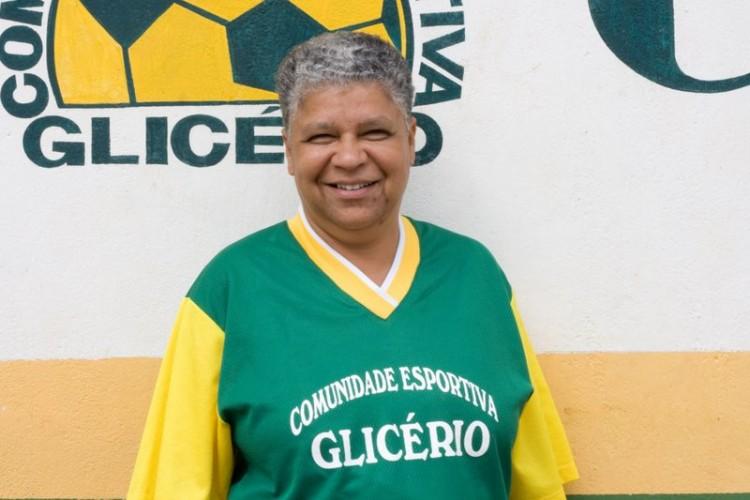 Eva Alves mora em São Paulo desde os 12 anos (Foto: Arquivo Pessoal)