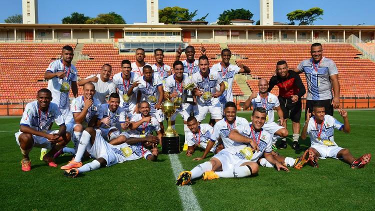 Time de futebol SC Jardim Brasil conquista título Libertadores da Várzea (Divulgação)