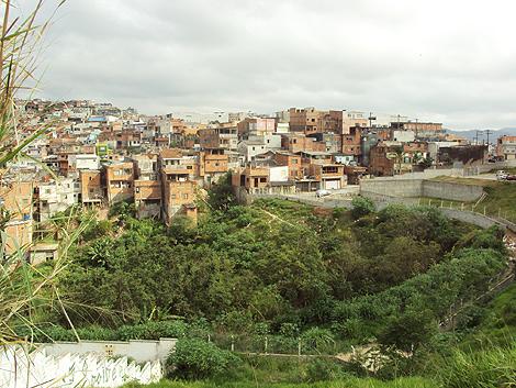 Vista da Jova Rural, na zona norte (Aline Kátia Melo/Divulgação)