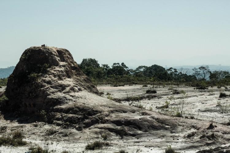 """O """"Texas"""", área deserta  em Cidade Tiradentes (Divulgação)"""