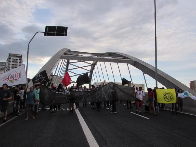Protesto no começo de janeiro; ação só foi julgada em Osasco nesta semana